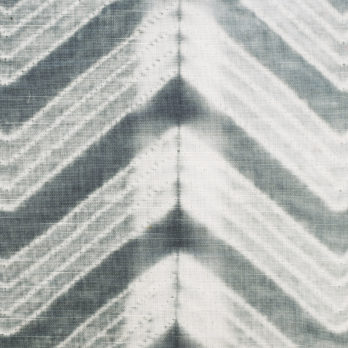 Cushions Cotton Shibori Dye Geometry 16 Grey